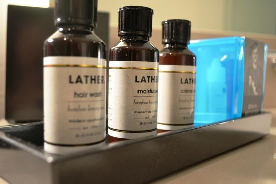 Menlo Park, CA: Hotel Lucent - Guest Room Amenities