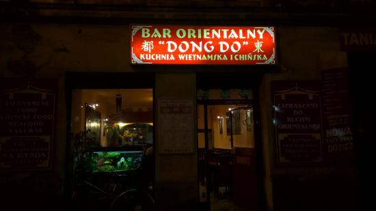 Facade Picture Of Dong Do Restauracja Chinska Krakow