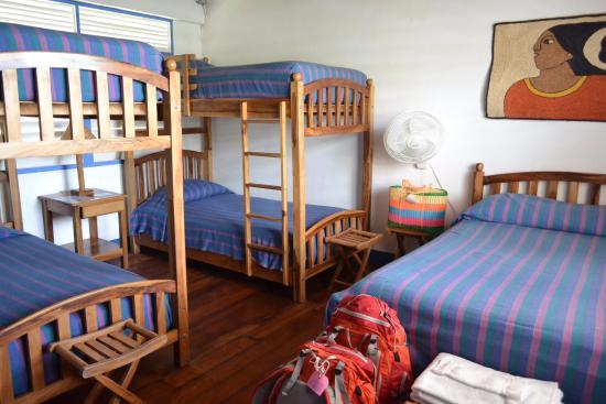 Hotelito El Coco Azul: Room