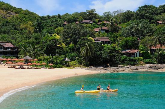 The Tongsai Bay: Non-motorised Water Sport