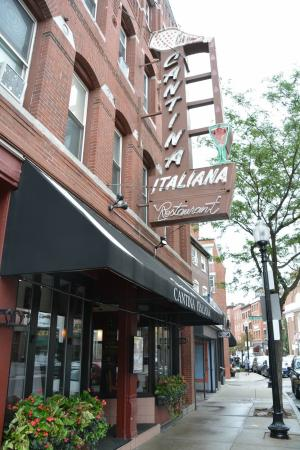 The Oldest Italian Restaurant In
