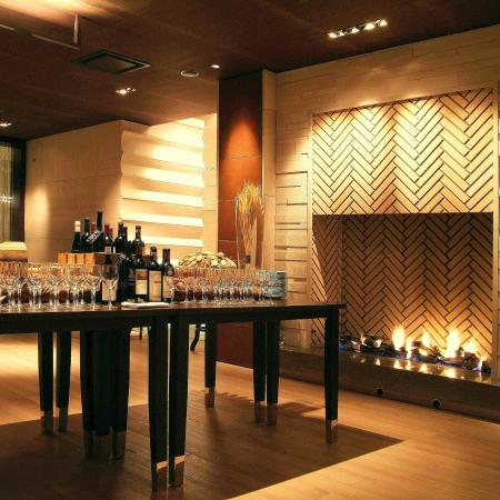 Hotel InterContinental Geneve : Coffee Break in Café Mezzo