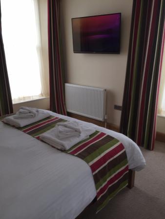 Black Lion Hotel: Room No:3.... very nice indeed