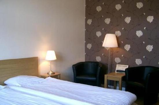 First Hotel City Eskilstuna: Twin Room