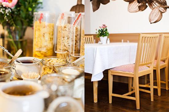 Hotel Alvsjo: Breakfast Area