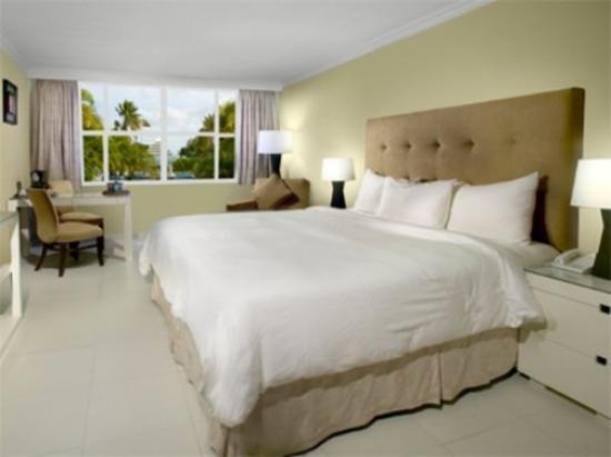 Brickell Bay Beach Club & Spa: Room