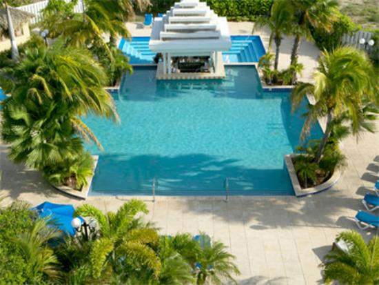 Brickell Bay Beach Club & Spa: Pool View