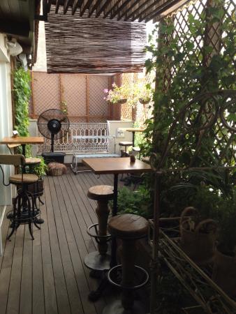 Picture of jardin secreto salvador bachiller for Jardin secreto