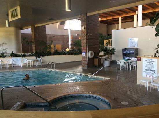 Grand Junction, CO: Indoor pool area