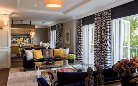 Living Room Johannesburg jbg presidential suite livingroom - picture of four seasons hotel