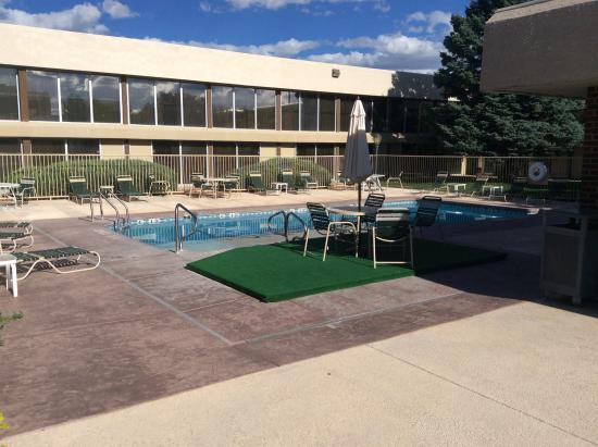 Grand Junction, CO: Outdoor pool