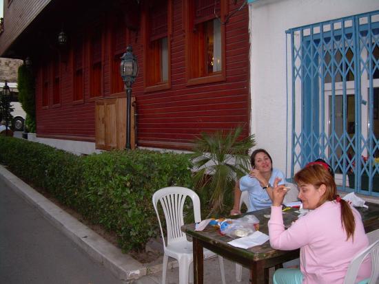 Mavi Guesthouse: Juegos de mesa