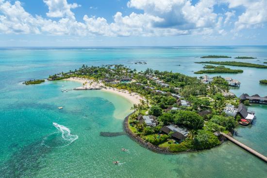 Four Seasons Resort Mauritius at Anahita : Golf Course - hole 4