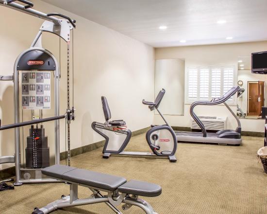 Comfort Inn & Suites Safford: AZFitness