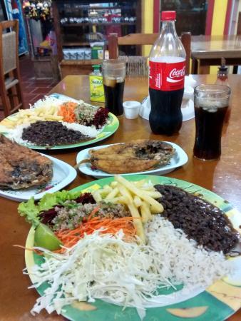 Restaurante Do Davi Ilha Do Mel