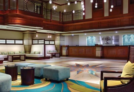 Marriott's Aruba Surf Club: Lobby