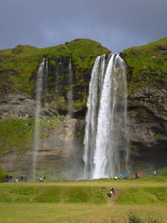Vogar, Island: Seljalandsfoss Falls