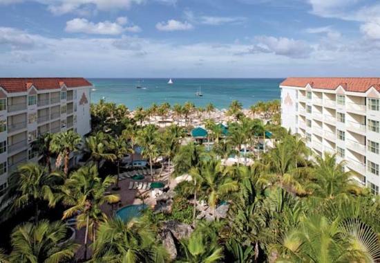 Marriott's Aruba Ocean Club: Exterior