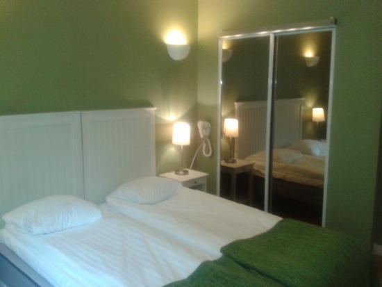 แวเนอร์สบอร์ก, สวีเดน: Double room