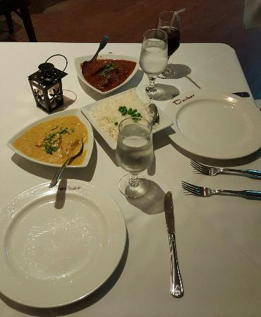 Darbar Fine Indian Cuisine: Darbar