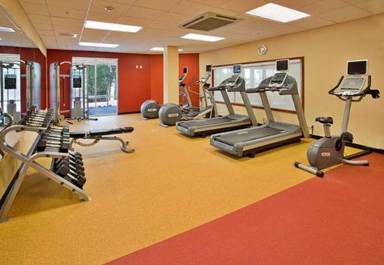 Courtyard Austin North/Parmer Lane: Fitness Room