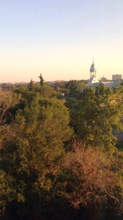 WelcomINNS: 5th floor view