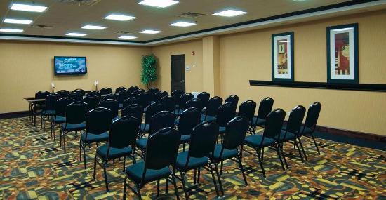 Hampton Inn and Suites Pine Bluff: Meeting Room