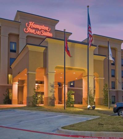 Hampton Inn and Suites Pine Bluff: Welcome to the Hampton Inn & Suites Pine Bluff!