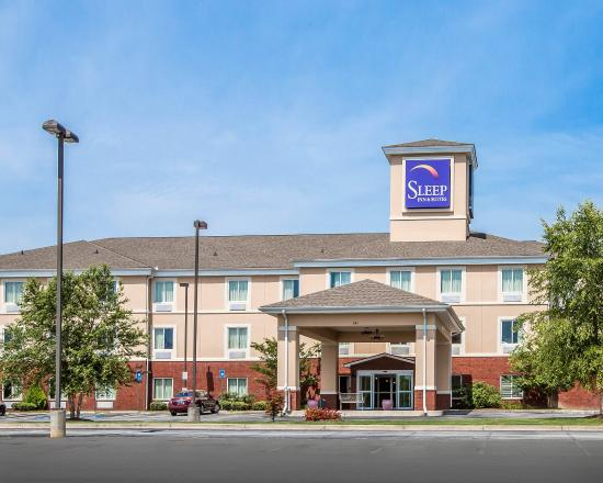 Sleep Inn & Suites Hiram: Exterior