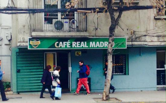 ‪Cafe Real Madrid‬