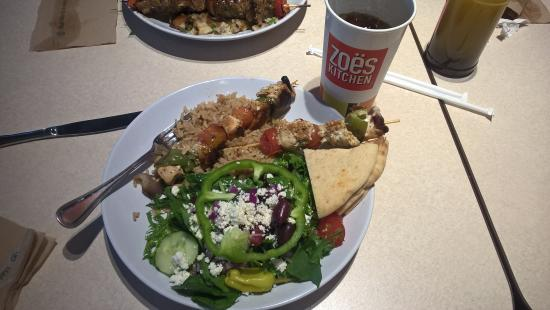 Zoes Kitchen Austin 5601 Brodie Ln Photos Restaurant