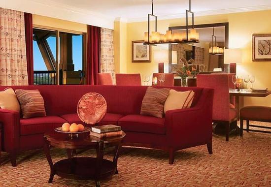 Luxury Suite Picture Of Jw Marriott San Antonio Hill