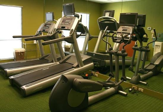 Fairfield Inn & Suites San Antonio NE/Schertz: Fitness Room