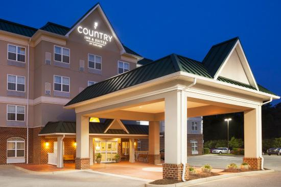 Country Inn & Suites By Carlson, Lexington Park (Patuxent River Naval Air Station): Exterior