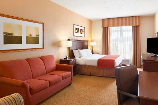 Country Inn & Suites By Carlson, Lexington Park (Patuxent River Naval Air Station): Studio Suite