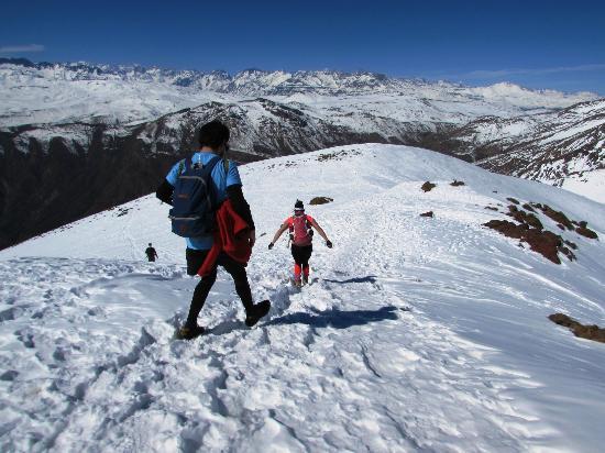 Pirque, Chili: Cerro Provincia