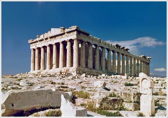 Partenon (Parthenonas)