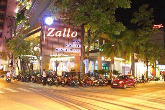 Zallo Buffet Nha Trang