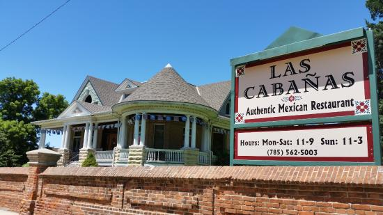 Las Cabanas Mexican, Marysville, KS
