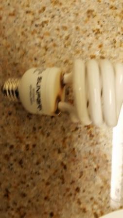 La Quinta Inn & Suites Moreno Valley: See where the bulb burned