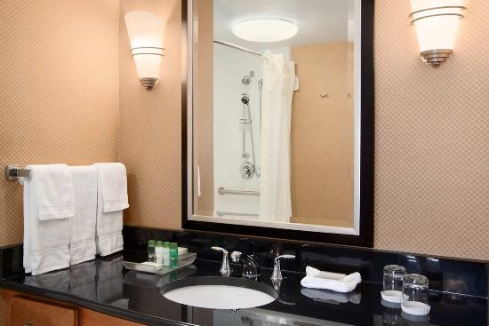 Homewood Suites by Hilton Newtown - Langhorne, PA: Accessible Bathroom