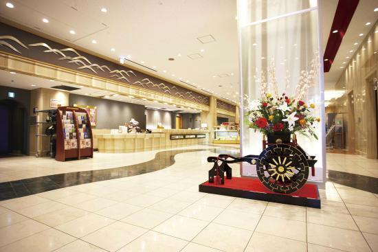 Hotel New Hankyu Kyoto: ロビー
