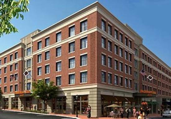Residence Inn Portsmouth Downtown / Waterfront: Exterior