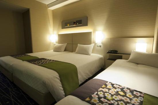 Hotel New Hankyu Kyoto: ツインルーム(一例)