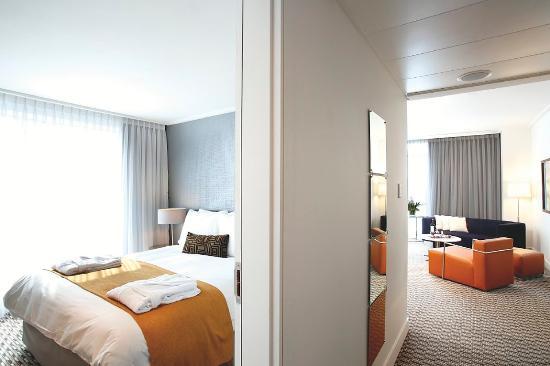 Radisson Blu Gautrain Hotel: Suite