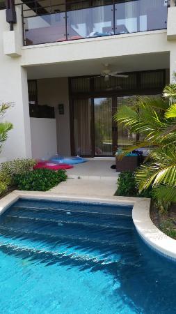 Dreams Las Mareas Costa Rica SWIM OUT ROOM
