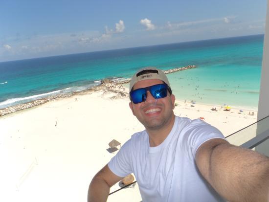Vista Do Quarto Picture Of Reflect Krystal Grand Cancun Cancun