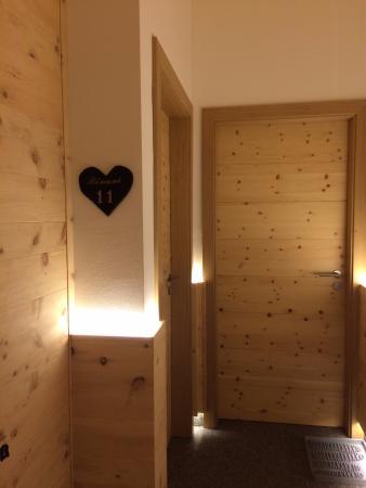 Garni Chalet Elisabeth: Entry - Deluxe Studio