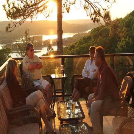 Chestnut Mountain Resort: Deck View GDS