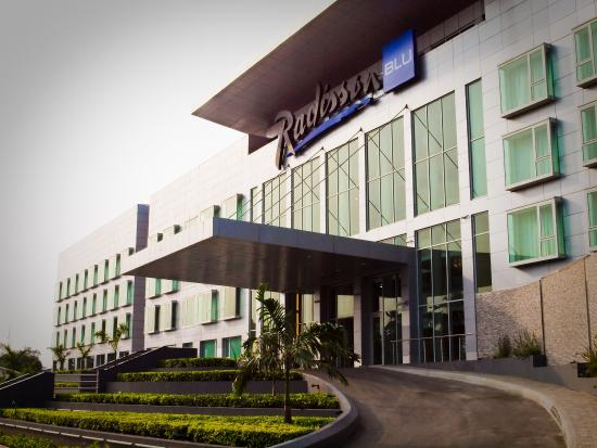 ‪Radisson Blu Anchorage Hotel, Lagos‬